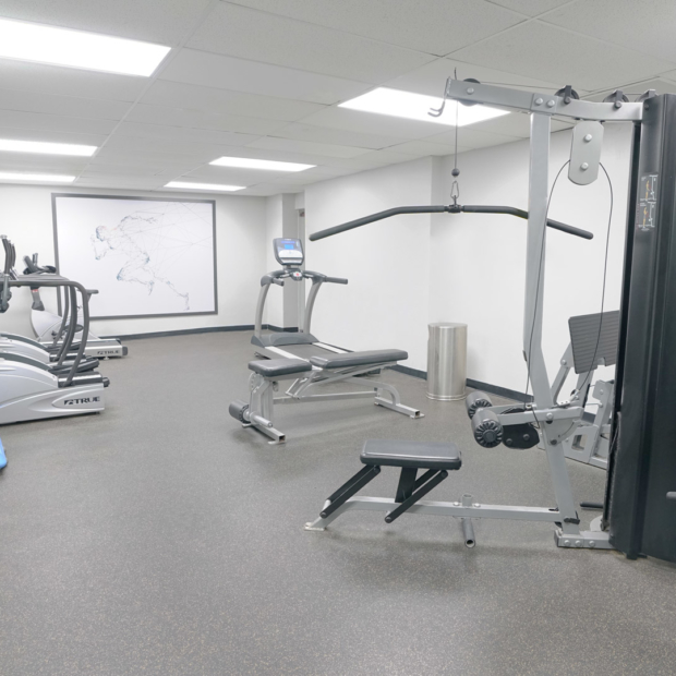 Madison Park Apartments Fitness Center-Gallery